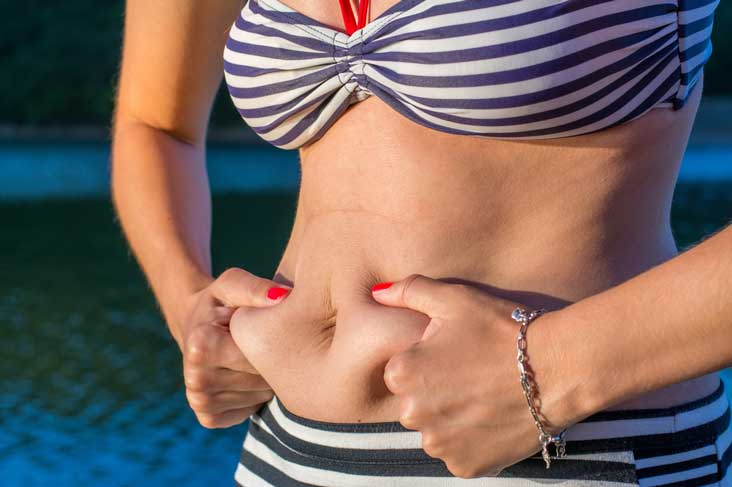 Swimsuits to Hide Belly Pooch