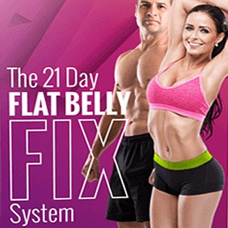 flat belly in 21 days