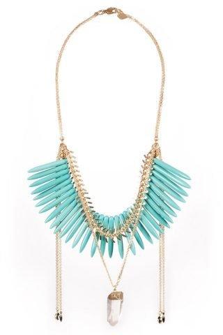 Quartz Necklace
