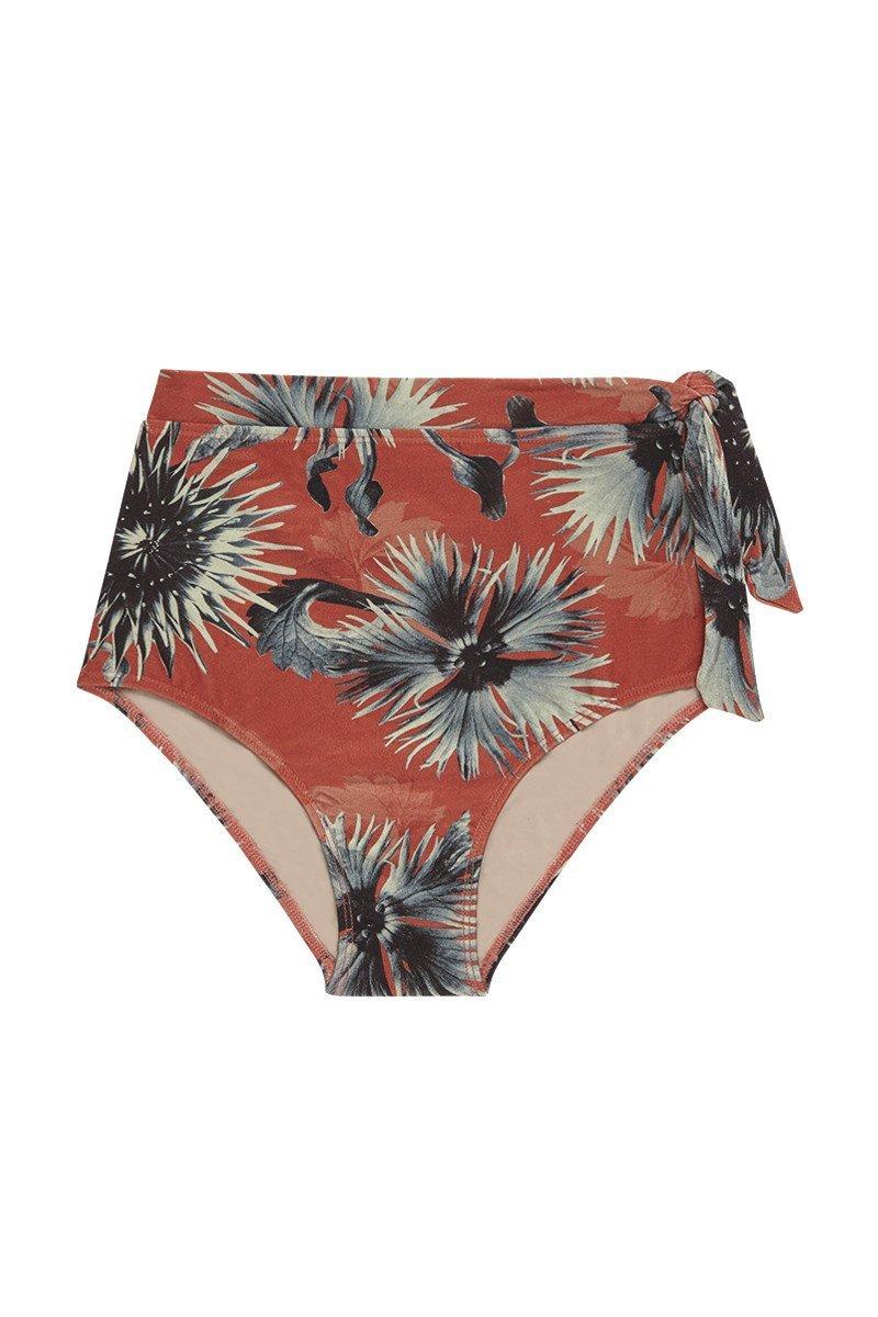 Maxi Flower Hot Pants Bottom