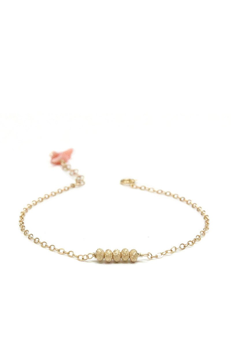 Sunkissed Chain Bracelet