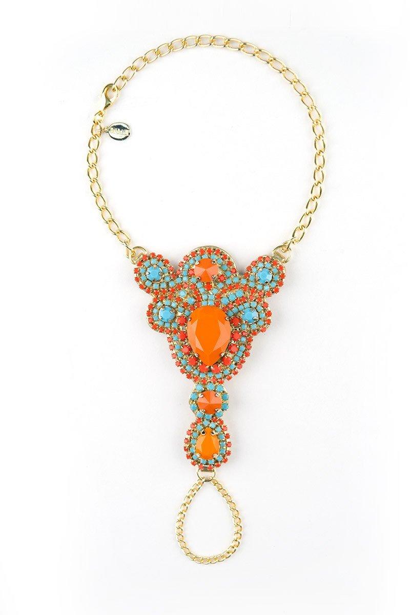 Azteca Chic Foot Jewelry