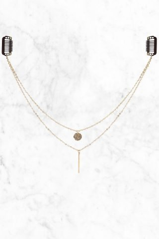 Bar Charm Hair Jewelry