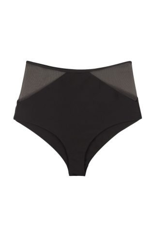 Mesh High Waisted Bottom