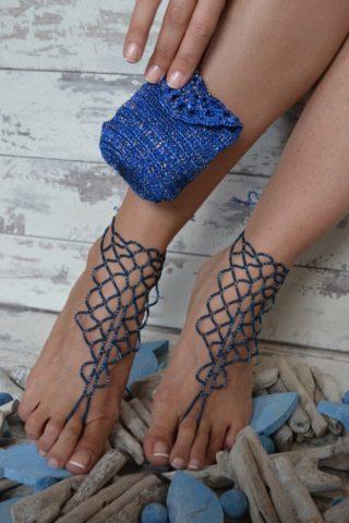 Boho Barefoot Sandal
