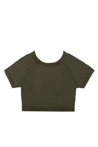 Soldier Boy Crop Top