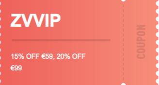 """ZVVIP"" coupon Code"