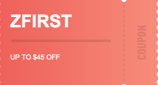 "Zaful Coupon ""ZFIRST"" Upto $45 Off"