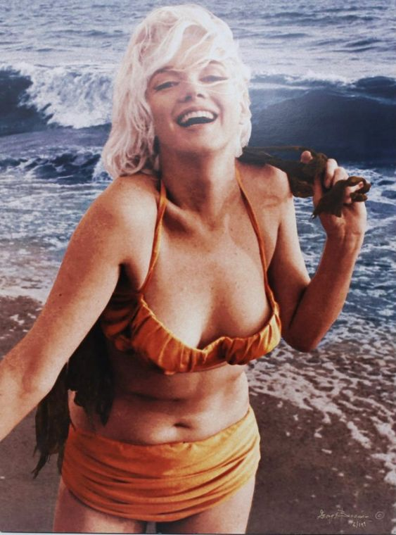 The Enchanting 9, Ultimate Marilyn Monroe Bikinis That She Wore. 5th One Is The best